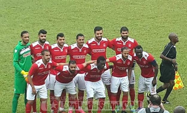 ESS- Gabon- qualif CAF
