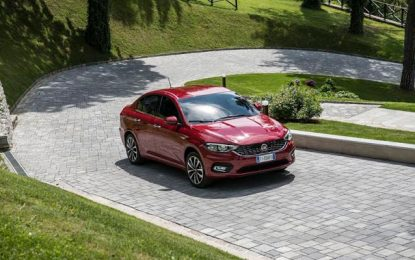 Italcar : La nouvelle Fiat Tipo en Tunisie en septembre prochain