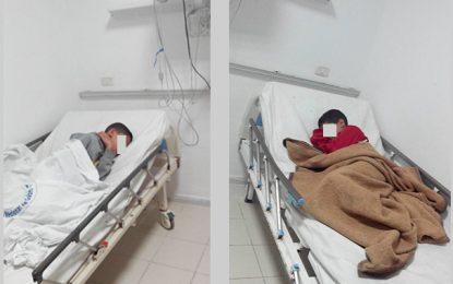 Gabès : Deux enfants enlevés puis abandonnés à Oued Gaddech