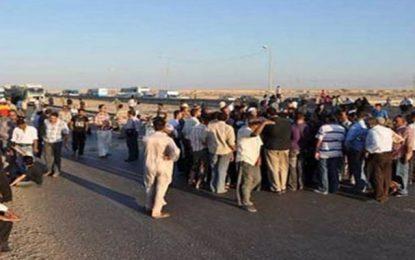Gafsa : Deux personnes calcinées dans un accident de la route