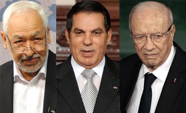 Ghannouchi-Ben-Ali-Caid-Essebsi