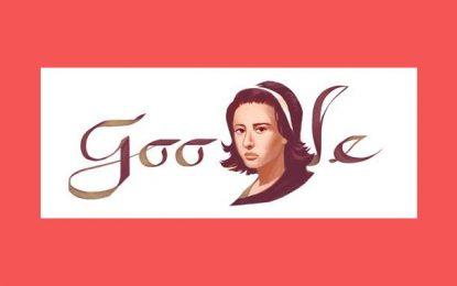 Google rend hommage à Faten Hamama