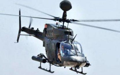 Les Etats-Unis approuvent la commande tunisienne de pièces d'hélicoptères Kiowa