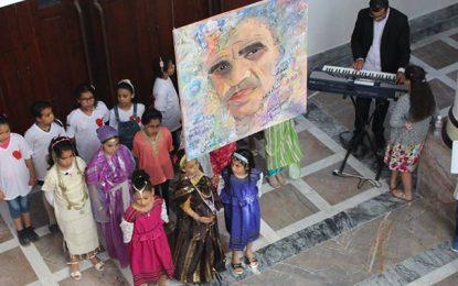Manouba : Des élèves rendent hommage à Ouled Ahmed