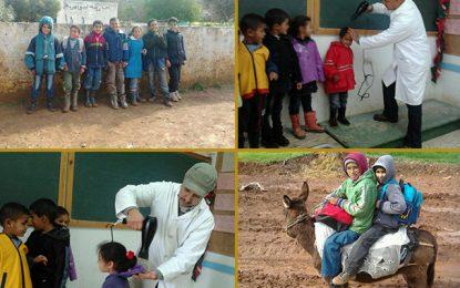 Jendouba : Un instit aux petits soins pour ses élèves