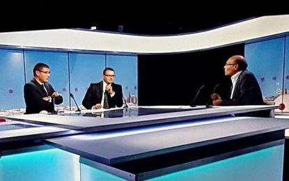 Moncef Marzouki, le «cocu» d'Ennahdha
