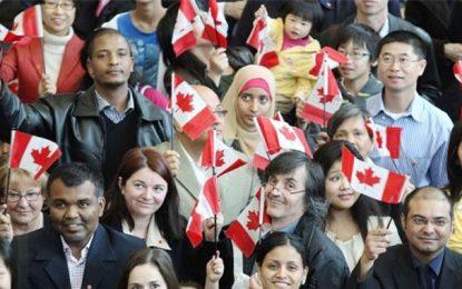 La notion d'«étranger» au Canada