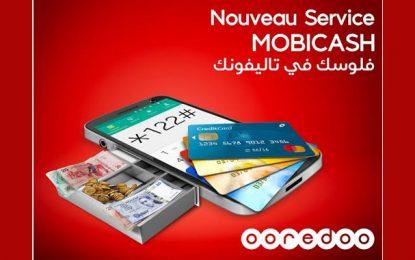 Mobicash by Ooredoo : Solution innovante de paiement mobile sécurisé