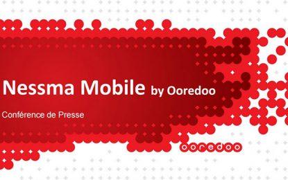 Ooredoo et Nessma lancent l'offre Nessma Mobile