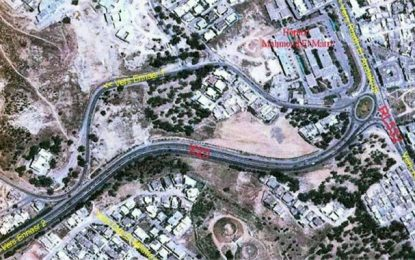 Ariana: L'échangeur Mahmoud El-Matri fonctionnel début septembre