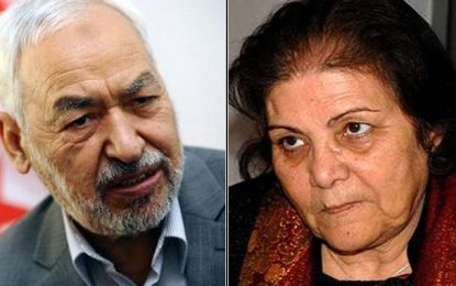 Om Zied : «Ghannouchi nous refait le coup de Ben Ali»