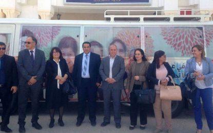 Kairouan : Un bus pour le transport des enfants des zones rurales