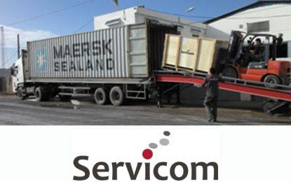 Les ascenseurs Servicom certifiés aux normes européennes «CE»