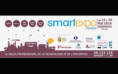 La 1ère édition de Smart Expo Tunisia les 19 et 20 mai à Sousse