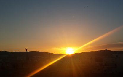 Météo : Grosse vague de chaleur sur la Tunisie à partir de jeudi