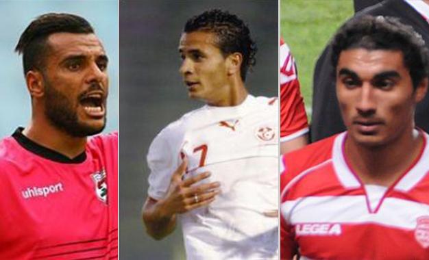 Stade Tunisien - sanctions joueurs LNFP