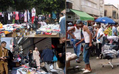 Contrebande : Colère des commerçants du centre-ville de Tunis