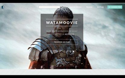 Watamoovie : Un site pour cinoches créé par un étudiant tunisien