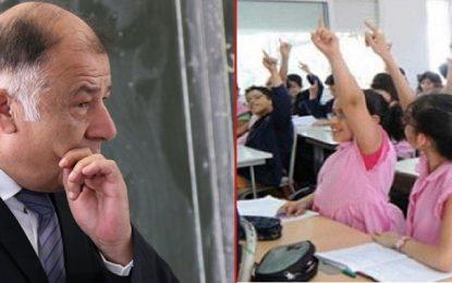 Education: 96.000 élèves ont abandonné l'école en 2016