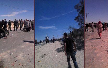 Kébili : Plus de 30 blessés dans des heurts entre habitants