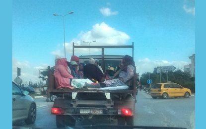 Accident à Béja : Décès d'une ouvrière agricole, 10 autres blessées