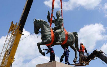 Retour de la statue de Bourguiba à Tunis : Mission accomplie !