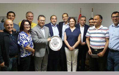 Ridha Lahouel et Hichem Ben Ahmed rejoignent Afek Tounes