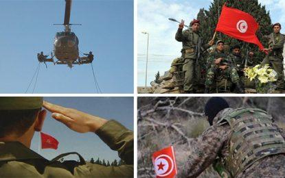 Festivités pour le 60e anniversaire de l'armée tunisienne