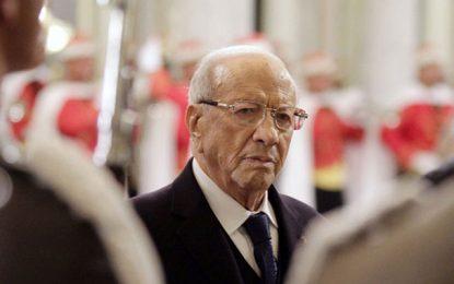 Caïd Essebsi : La référence de l'Etat tunisien n'est pas la religion