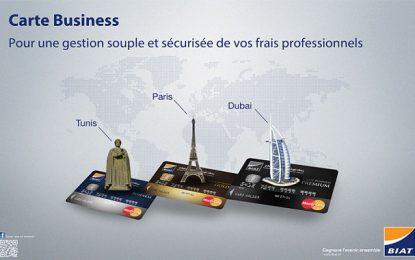 La Biat lance les Cartes Business pour les entreprises et les professionnels