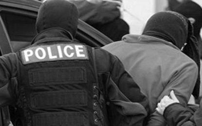 Kef : Arrestation d'un élément lié à des terroristes à l'étranger