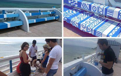 La Corniche de Bizerte reprend des couleurs