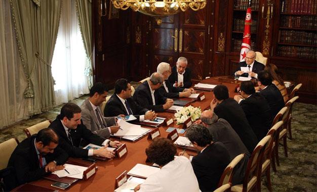 Caid-Essebsi-Coalition