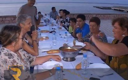 Un «Repas de la fraternité» à Djerba