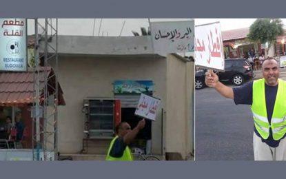 Mareth : Un restaurateur offre des repas d'iftar aux routiers