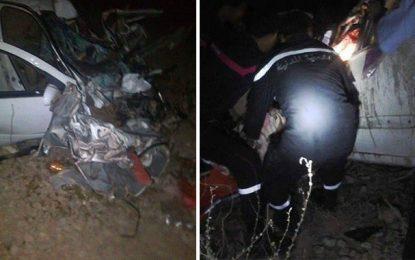 Gabès : Décès d'un couple dans un accident de train à Métouia