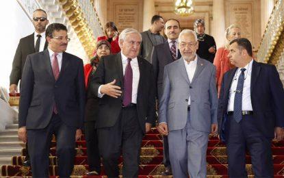 Des diplomates français opposés au rapprochement avec Ennahdha