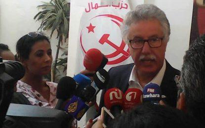 Guerre contre la corruption : Hamma Hammami craint une «guerre sélective»