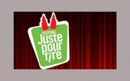 La 1ère édition tunisienne du festival Juste pour rire bientôt à Hammamet