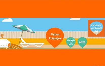 La Flybox 3G prépayée Orange à 59 DT