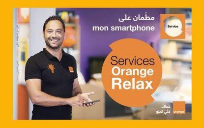 Orange Relax : Un service d'accompagnement des smartphones