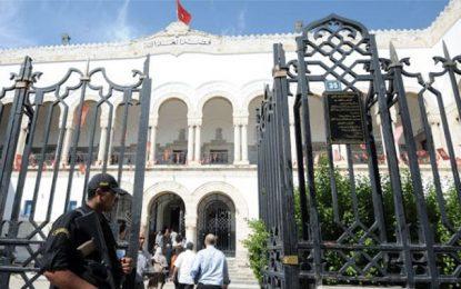 Report de la déduction sur salaires des magistrats pour cause de grèves