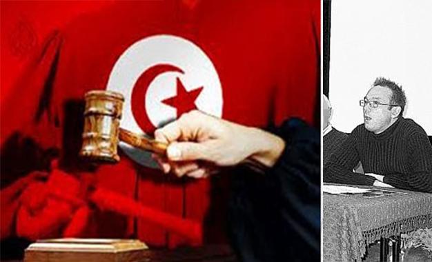 PedoThierry Darantière - Tunisie- justice