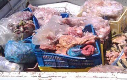 Radès : Saisie de 5 tonnes de produits alimentaires périmés