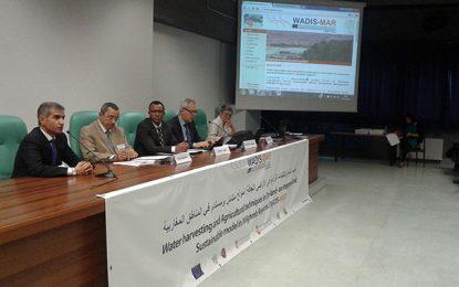 Séminaire à Sassari: Le projet Wadis-Mar en Tunisie et en Algérie