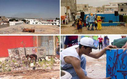 Sidi Hassine : Un dépotoir transformé en aire de loisirs