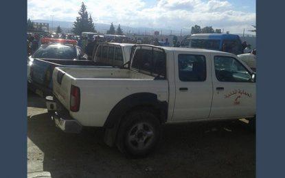 Siliana : Un bus dérape et fait 3 morts et 27 blessés