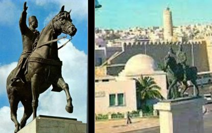 La statue de Bourguiba retourne à Sousse le 25 juillet