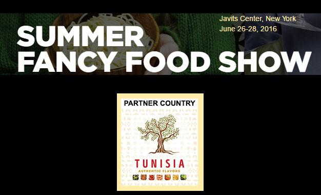 D l gation de l amcham tunisia au summer fancy food show for Chambre commerce tunisie