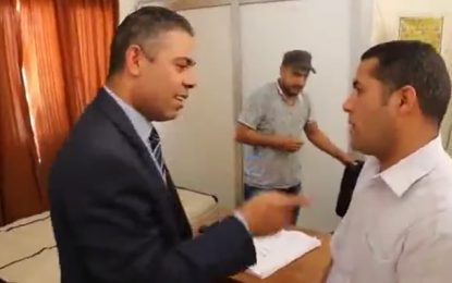 Gafsa : Un 2e agent surpris dans son sommeil par le gouverneur